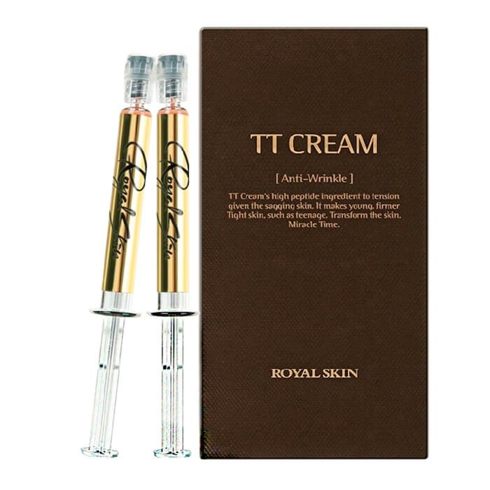 ТТ крем для век Royal Skin Anti-Wrinkle TT Cream
