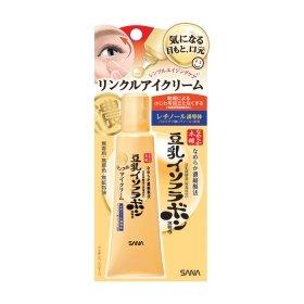 Крем-эссенция для век Sana Nameraka Honpo Wrinkle Eye Cream