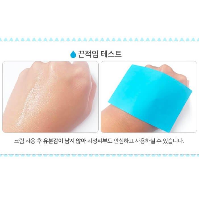 Крем для лица Secret Key Hyaluron Aqua Micro-Peel Cream