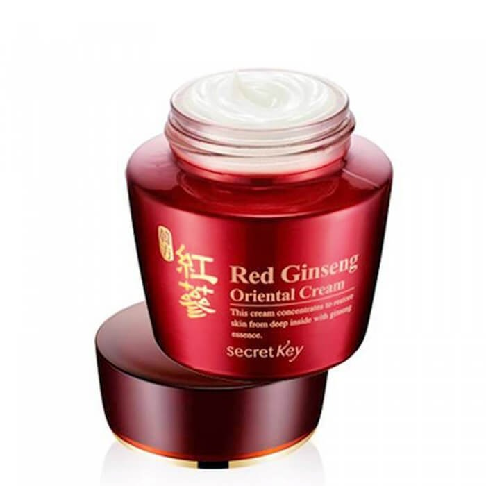 Крем для лица Secret Key Red Ginseng Oriental Cream