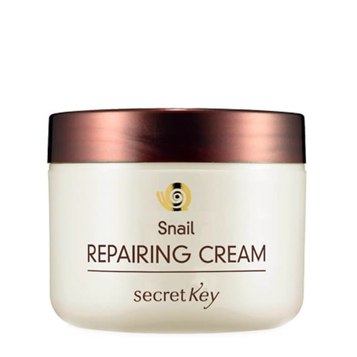 Крем для лица Secret Key Snail Repairing Cream