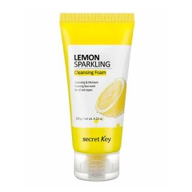 Пенка для умывания Secret Key Lemon Sparkling Cleansing Foam
