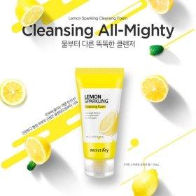 Пилинг для лица Secret Key Lemon Sparkling Peeling Gel