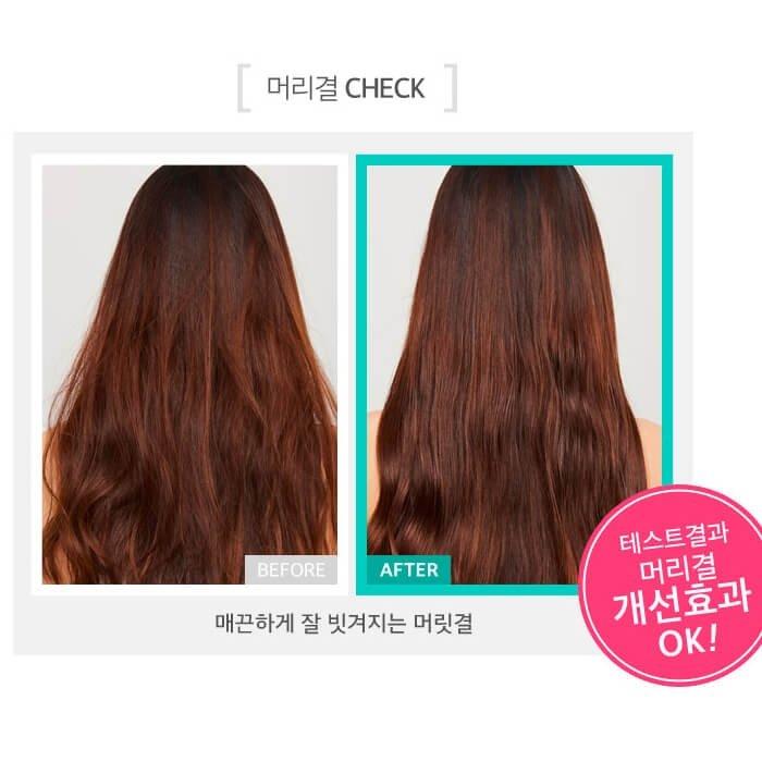 Шампунь для волос Secret Key Mu-Coating Silk Protein Shampoo