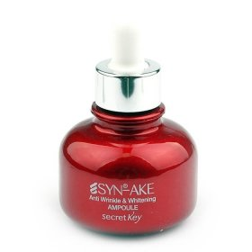Сыворотка для лица Secret Key Syn-ake Anti Wrinkle & Whitening Ampoule