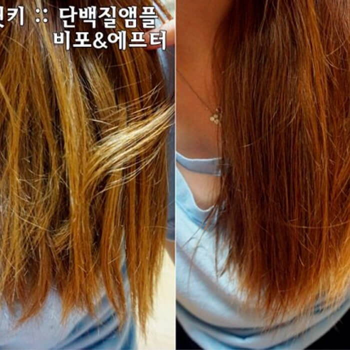 Сыворотка для волос Secret Key Mu-Coating Silk Protein Ampoule