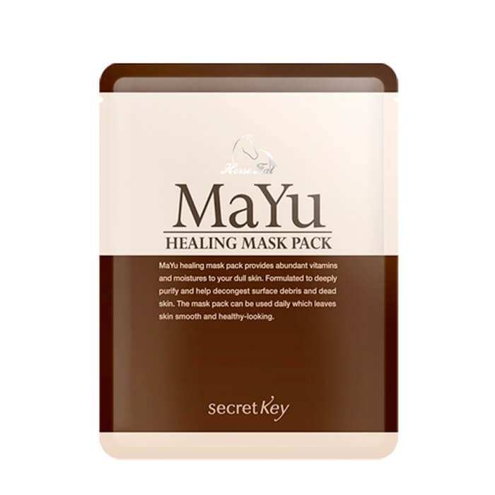 Тканевая маска Secret Key MAYU Healing Mask Pack