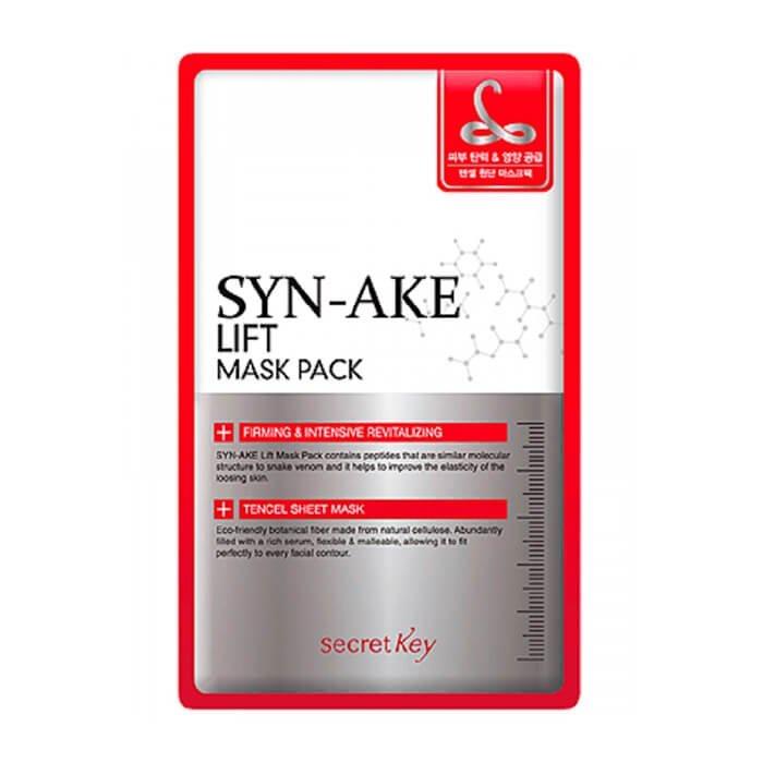 Тканевая маска Secret Key Syn-Ake Lift Mask Pack