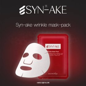 Тонер для лица Secret Key Syn-ake Anti-wrinkle & Whitening Toner
