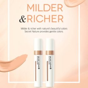 Консилер для лица Secret Nature Skin Tint Concealer