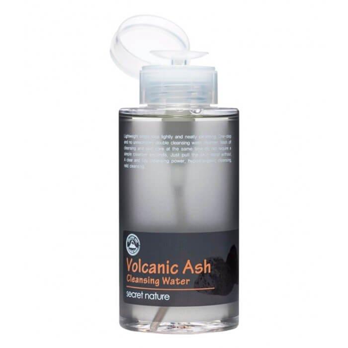 Мицеллярная вода Secret Nature Volcanic Ash Cleansing Water