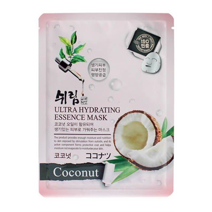 Маска для лица Shelim Hydrating Essence Mask - Coconut