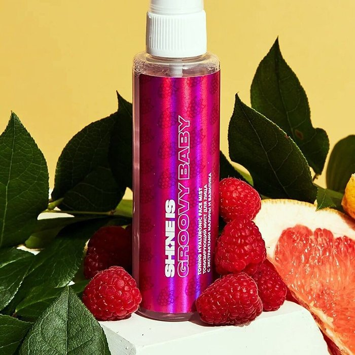 Мист для лица Shine is Toning Hyaluronic Face Mist