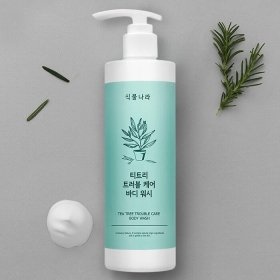 Гель для душа Shingmulnara Tea Tree Trouble Care Body Wash