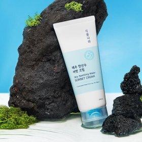 Крем-сорбет для лица Shingmulnara Jeju Sparkling Water Sorbet Cream