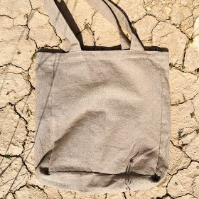 Эко сумка-шоппер SIFO с карманом - 35*40см