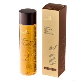 Эссенция для лица Sinabro The Real Black Snail Lifting Gold Essence