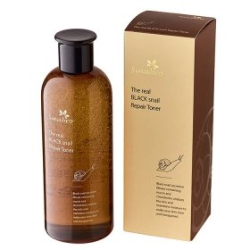 Тонер для лица Sinabro The Real Black Snail Repair Toner