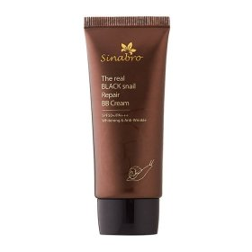 ВВ крем Sinabro The Real Black Snail Repair BB Cream