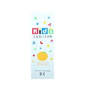 Детская зубная паста SK Kids Toothpaste Orange