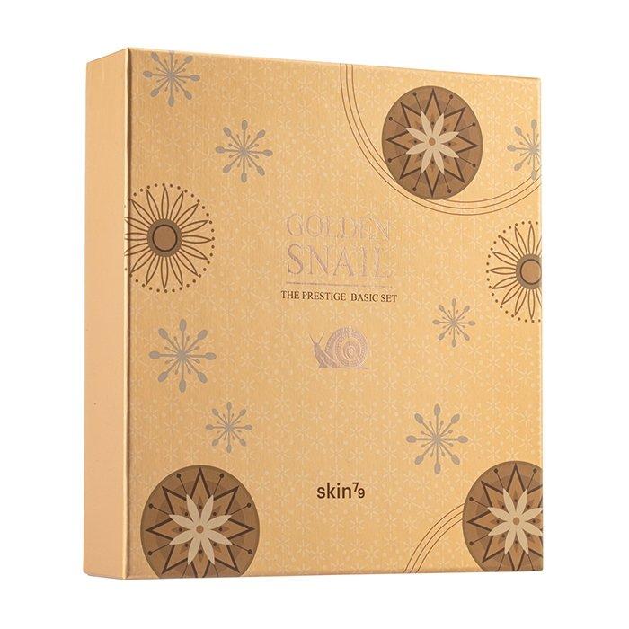 Набор для лица Skin79 Golden Snail Prestige Basic Set