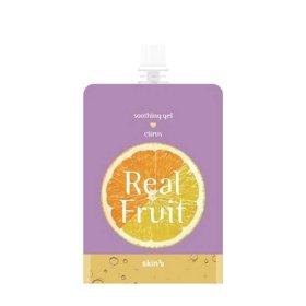 Гель для лица Skin79 Real Fruit Soothing Gel Citrus