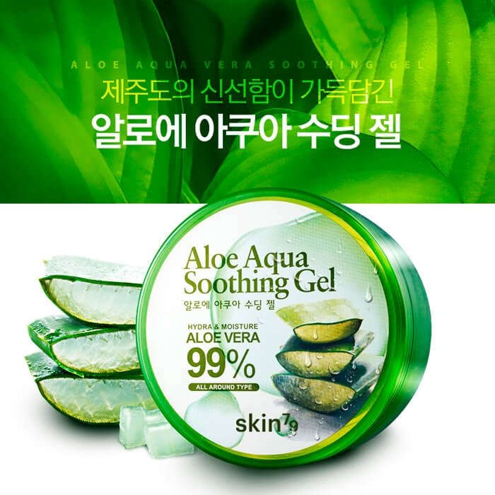 Гель с алоэ Skin79 Aloe Aqua 99% Soothing Gel
