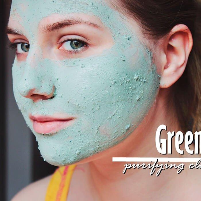 Маска для лица Skin79 Green Tea Purifying Clay Mask