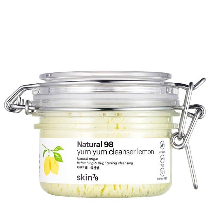 Очищающий крем Skin79 Natural 98 Yum Yum Cleanser Lemon