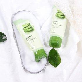 Пенка для умывания Skin79 Jeju Aloe Aqua Foam Cleanser