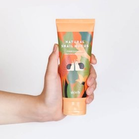 Пенка для умывания Skin79 Natural Snail Mucus Foam Cleanser