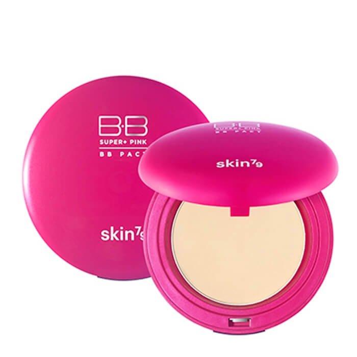 Пудра для лица Skin79 Super Plus Pink BB Pact