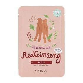Тканевая маска Skin79 Fresh Garden Mask Red Ginseng