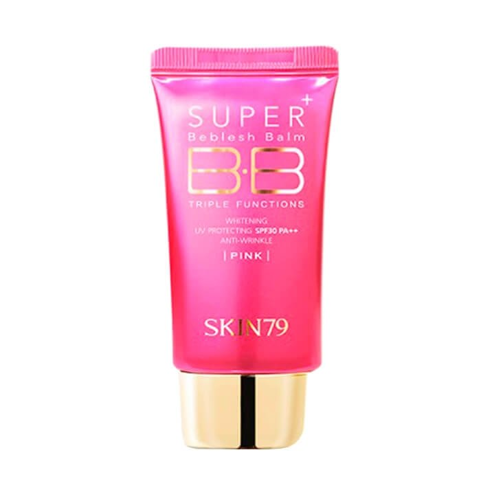 ВВ крем Skin79 Super Plus Beblesh Balm Hot Pink (tube)