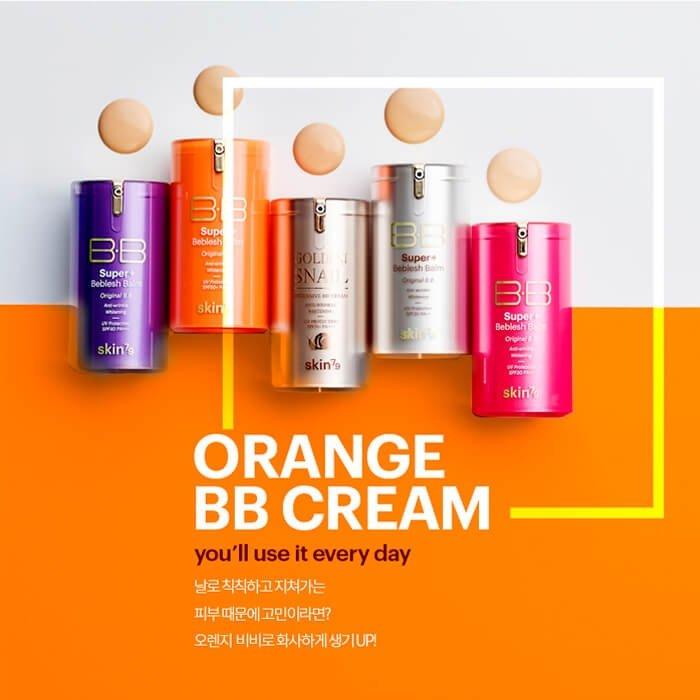 ВВ крем Skin79 Super Plus Beblesh Balm Orange