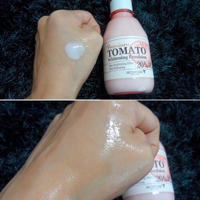 Эмульсия для лица Skinfood Premium Tomato Whitening Emulsion