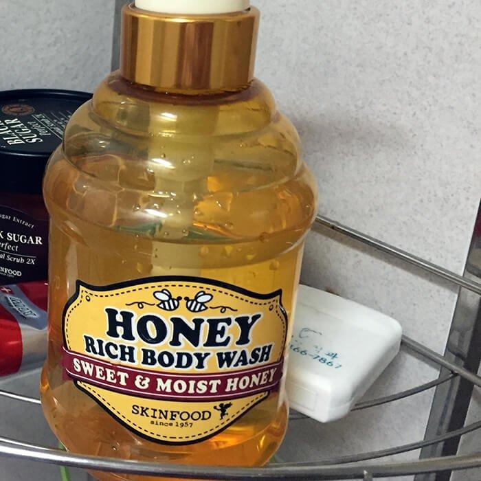 Гель для душа Skinfood Honey Rich Body Wash