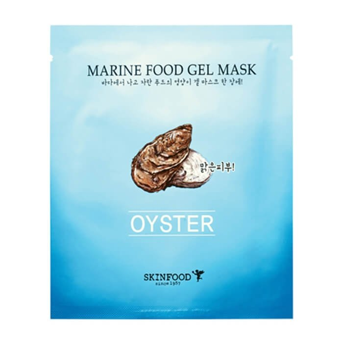 Гидрогелевая маска Skinfood Marine Food Gel Mask - Oyster