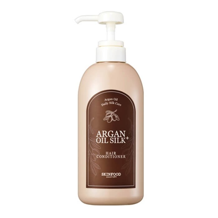 Кондиционер для волос Skinfood Argan Oil Silk Plus Hair Conditioner