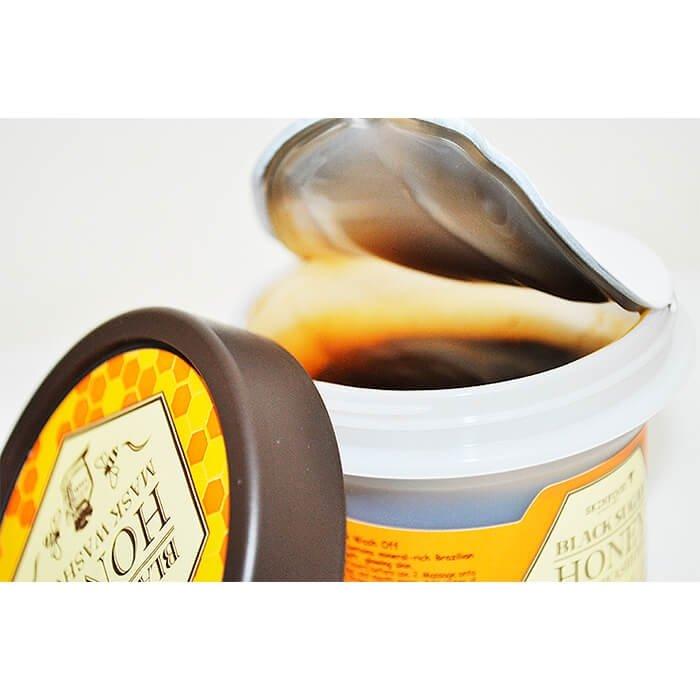 Маска для лица Skinfood Black Sugar Honey Mask Wash Off