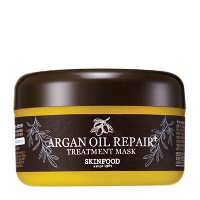 Маска для волос Skinfood Argan Oil Repair Plus Treatment Mask