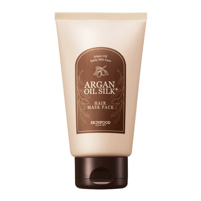 Маска для волос Skinfood Argan Oil Silk Plus Hair Maskpack