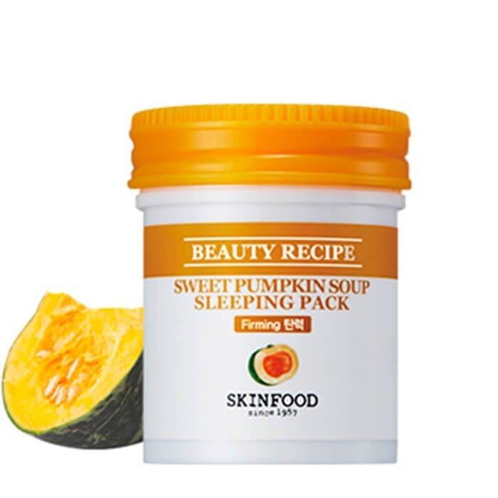 Ночная маска Skinfood Beauty Recipe Pumpkin Soup Sleeping Pack