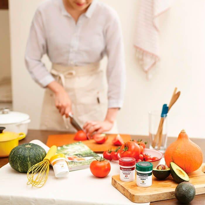 Ночная маска Skinfood Beauty Recipe Tomato Soup Sleeping Pack