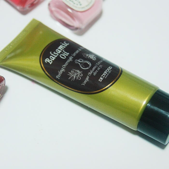 Ночная сыворотка Skinfood Balsamic Oil Peeling Overnight Serum & Mask