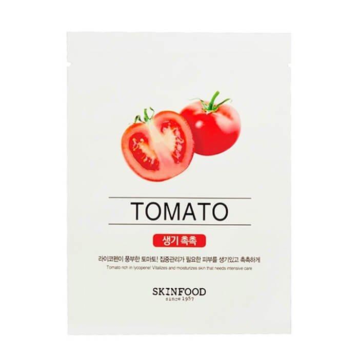 Тканевая маска Skinfood Beauty In A Food Mask Sheet Tomato