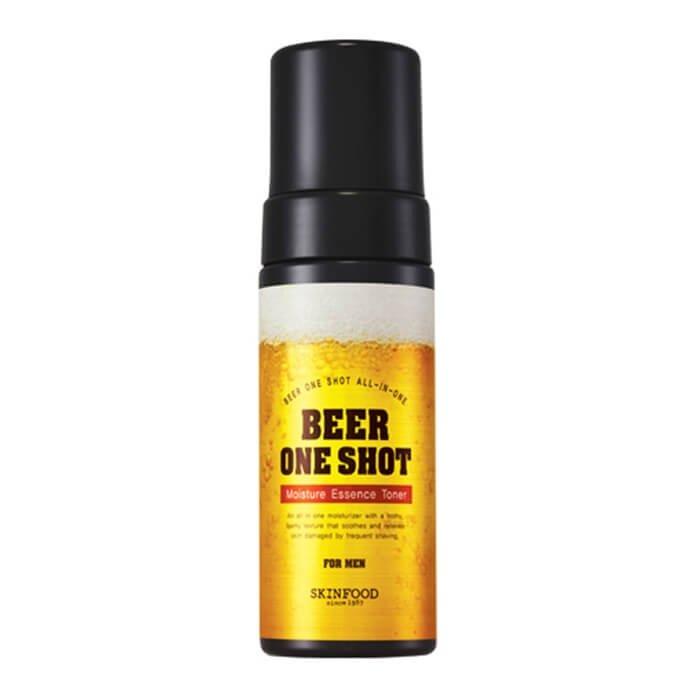 Тонер для лица Skinfood Beer One Shot Moisture Essence Toner For Men