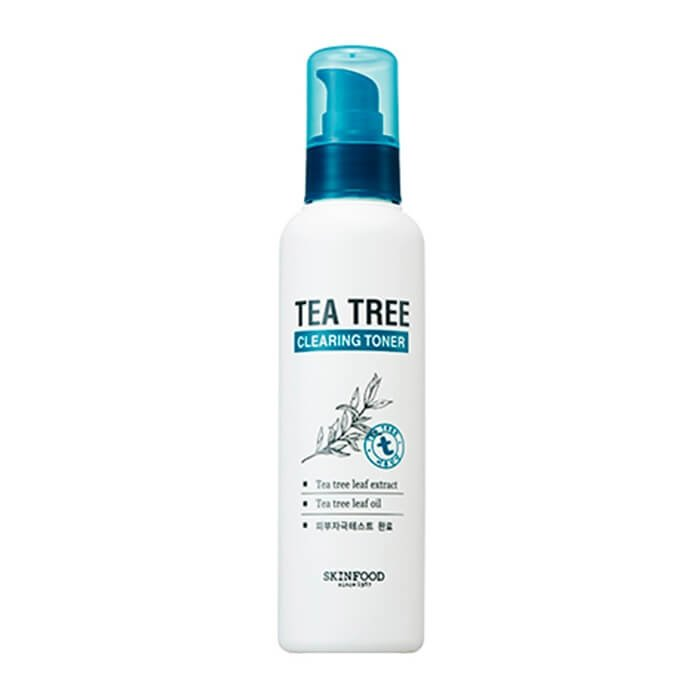 Тонер для лица Skinfood Tea Tree Clearing Toner