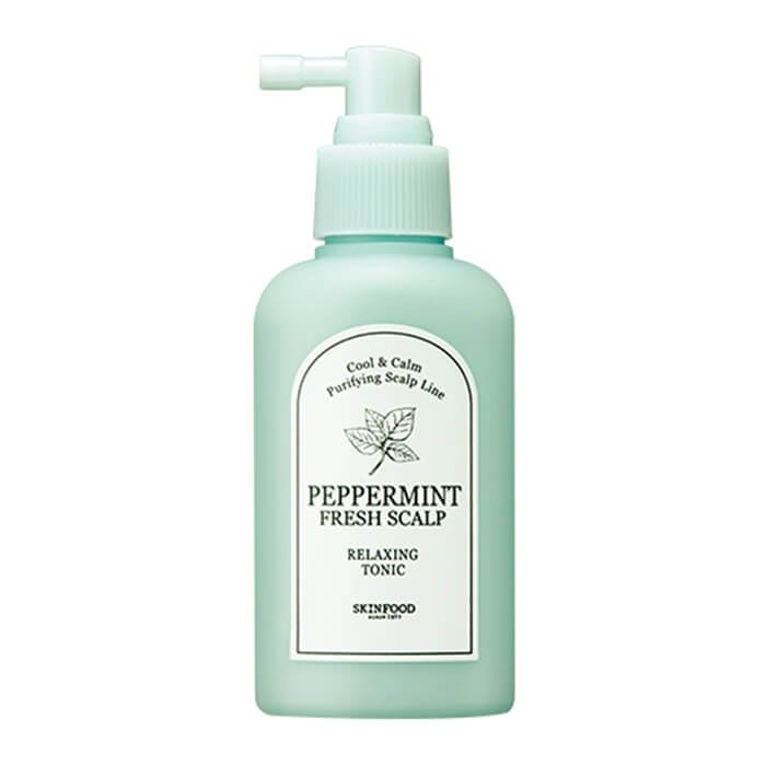 Тоник для волос Skinfood Peppermint Fresh Scalp Relaxing Tonic