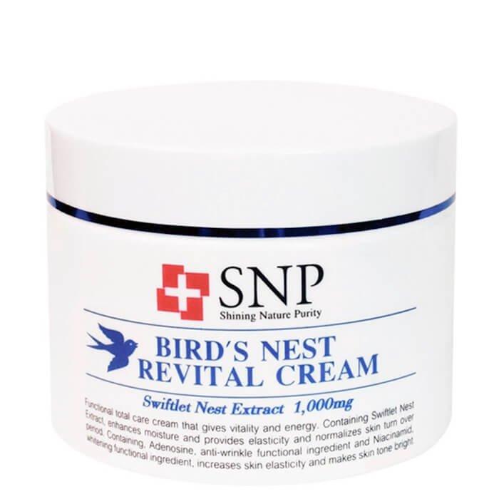 Крем для лица SNP Bird's Nest Revital Cream